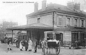 Les anciens abattoirs de la Villette -Paris 19e
