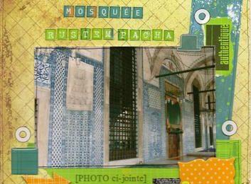 mosquée rustem pacha