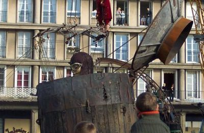 News Royal de Luxe - Vendredi midi