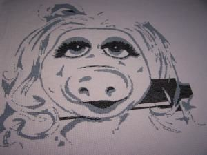 Miss piggy par REVE DE PRINCESSE ( suite)