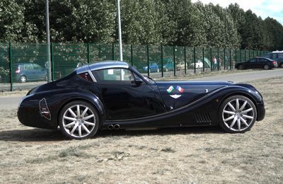 AD99 • Morgan Aero SuperSports