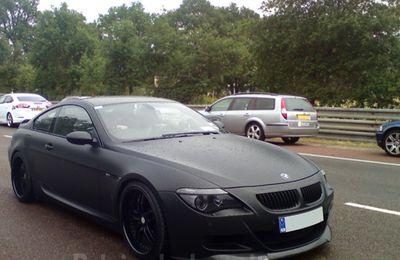 AE29 • BMW M6 E63