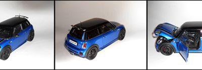 1/18 Mini Cooper S (R56) JCW