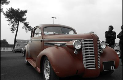 AF25 • Ford Deluxe Coupé 1940