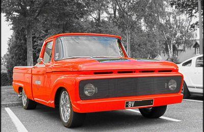AF60 • Ford F-100 (4) V8 '63