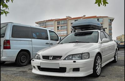 AD89 • Honda Accord (VI) Type R