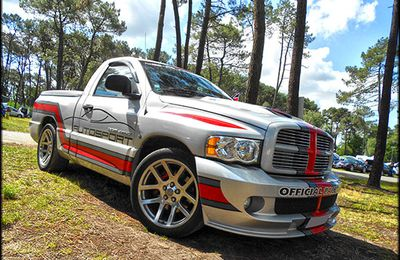 AG17 • Dodge RAM SRT-10 Single cab '04