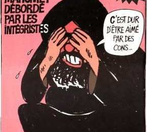 Relaxe pour Charlie Hebdo