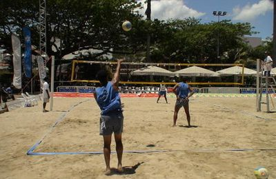 Master international de beach volley