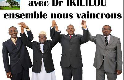 UNION DES COMORES / Une grande pagaille au sommet de l'Etat aux odeurs du pétrole. Attention au feu !!!!