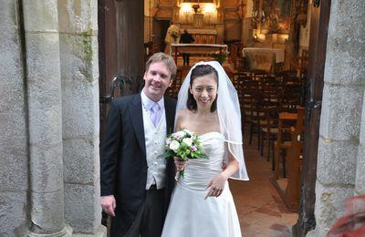 """Mariage de Caroline et Greg : les miracles du """"Face bar"""""""