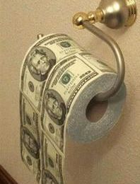 Dollars …. The game is over ?