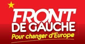 Grand meeting du Front de Gauche à Saint-Lô (50) le 3 juin