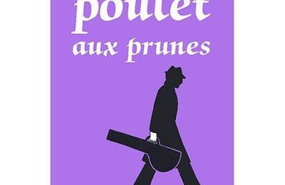 BD : Marjane Satrapi - Poulet aux prunes