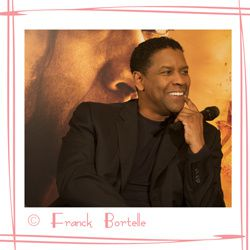 Interview exclusive de Denzel Washington by CultureCie !