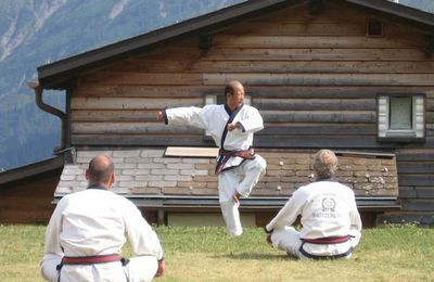 2006 Euro Summer Camp in Switzerland