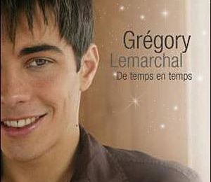 """De temps en temps"" : nouvel album de Gregory"