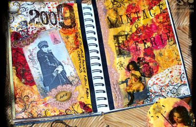 ART JOURNAL - 2009