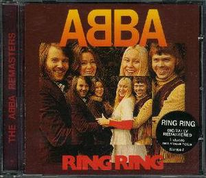 1997 : ABBA : The Remasters : Ring Ring, Waterloo & Abba