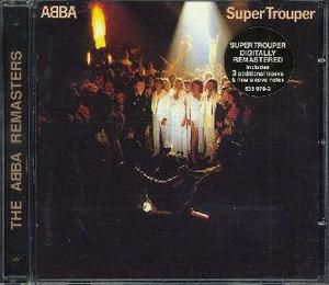 1997 : ABBA : The Remasters : Super Trouper, The Visitors & Live