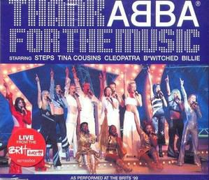1999 : Steps, Tina Cousin, Cléopatra, B*Witch & Billie : Thank ABBA For The Music