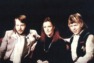 1978 : ABBA à Cannes pour présenter ABBA The Movie