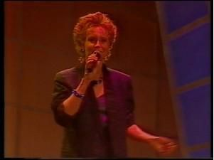 1985 : Agnetha Fältskog : One Way Love & I Won't Let You Go sur Mike Aan Zee (Belgique) (+video)