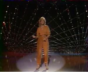 1983 : Agnetha Fältskog : The Heat Is On sur Cadence 3 (FR3) (+video)