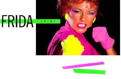 1984 : Frida : Shine (album)