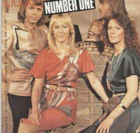 1978 : ABBA : Music Number One