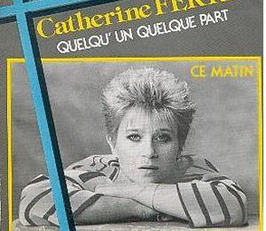 1986 : Catherine Ferry : Quelqu'un Quelque Part (The Face - Frida)