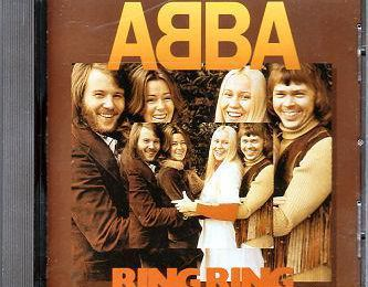1992 : ABBA : réalisation en CD de Ring Ring, Waterloo et Abba
