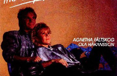 1987 : Agnetha Fältskog & Ola Hakansson : The Way You Are / Fly Like An Eagle (+video)