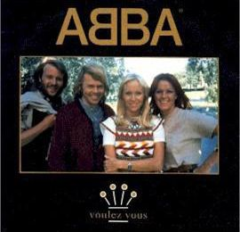 1992 : ABBA : Voulez Vous (edit) / Summer Night City