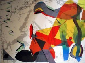Exposition de l'Artothèque à Cabourg