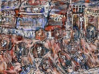 L'art brut de Jean Dubuffet