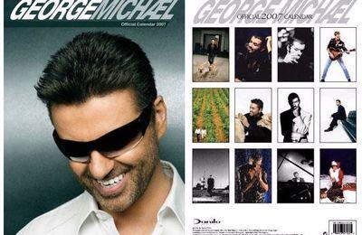 Sortie annoncée d'un Calendrier Officiel George Michael 2007
