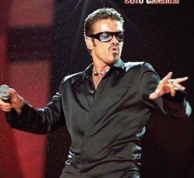 Préparez 2010 en beauté avec George Michael.