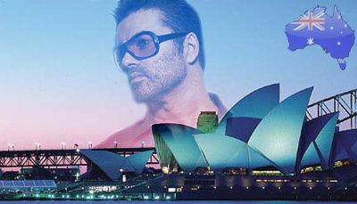 "George Michael : ""2010 Australian Tour Announcement"""