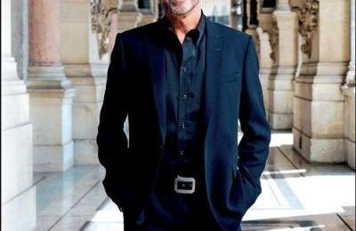 George Michael - Concert au profit du Sidaction à l'Opera Garnier, ce soir.