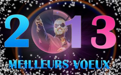 Happy New Year 2013 with George Michael