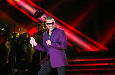 Photos - George Michael à Cardiff - Symphonica Tour (05/10/2012)