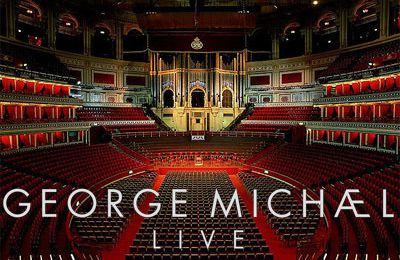 George de retour ce soir à Londres (Royal Albert Hall)
