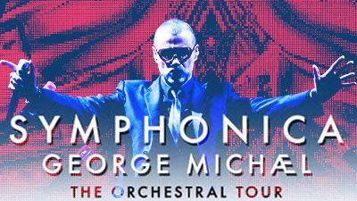 Symphonica 2012 : Le grand retour de George Michael sur scène dès ce soir !