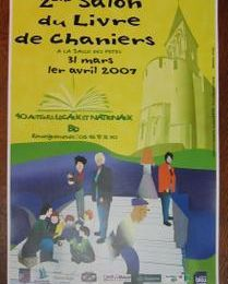 Salon du Livre de Chaniers