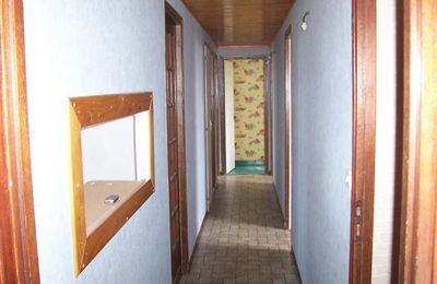 Etat des lieux du couloir