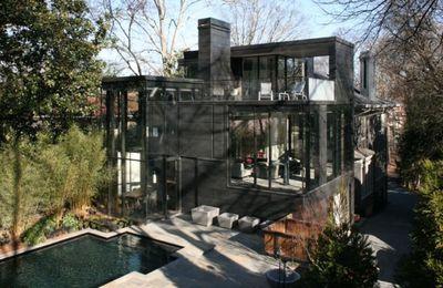 Glass House Ansley Park par BLDGS Architects