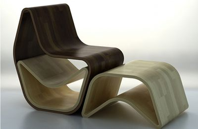 GVAL Chair by studio OOO My Design
