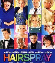 Hairspray, Ratatouille , Transformers,The simpsons, Harry potter etc....