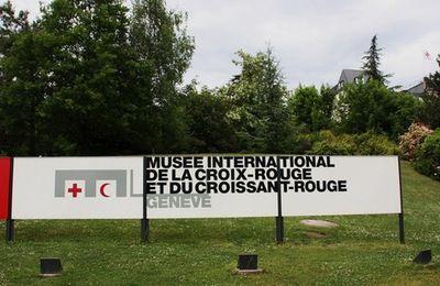 Le musée International de la Croix Rouge à Genève (SUISSE)Mise à jour
